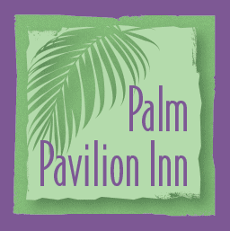 The Palm Pavilion Color Logo Trademarked